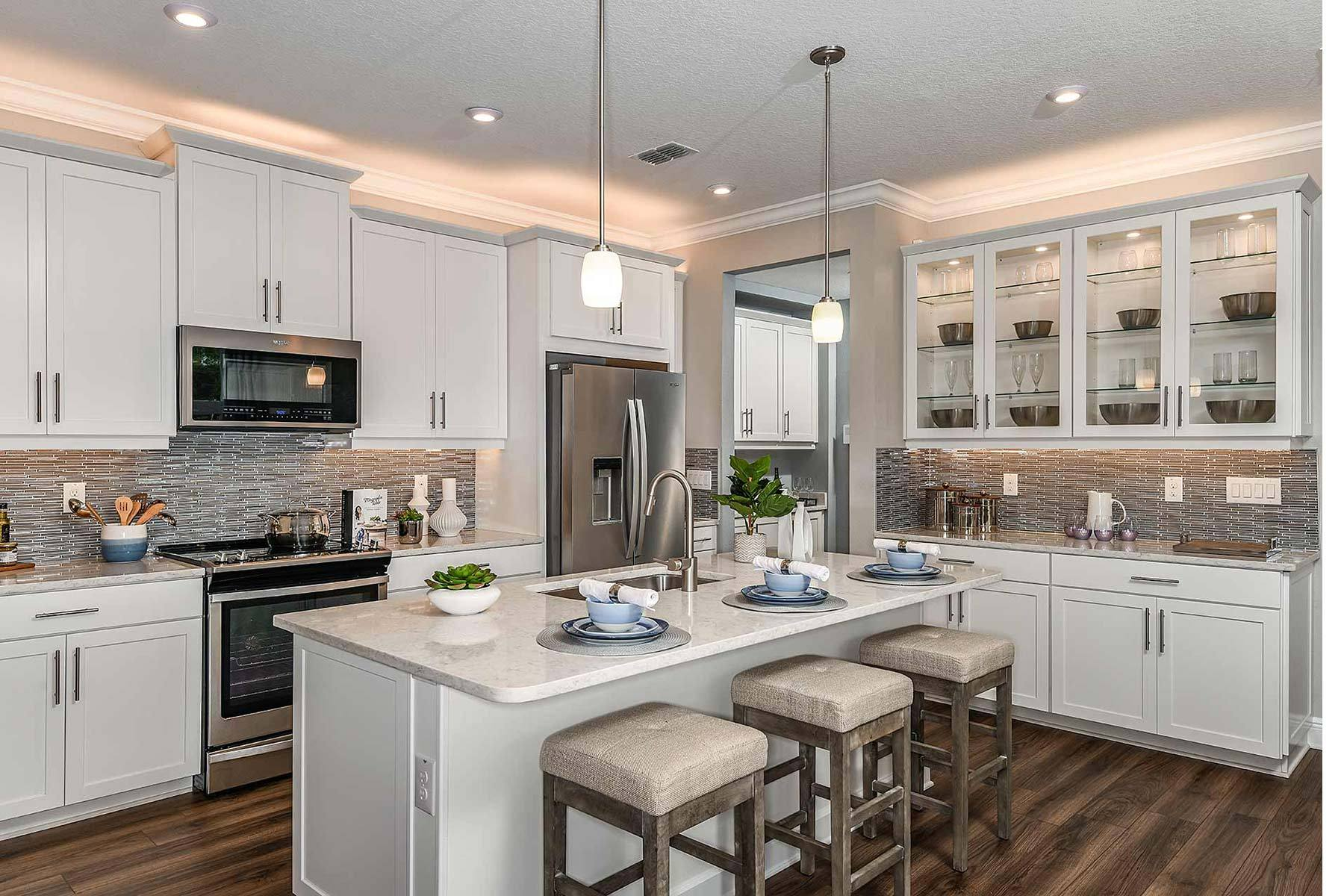 Kitchen featured in the Venice By Mattamy Homes in Tampa-St. Petersburg, FL
