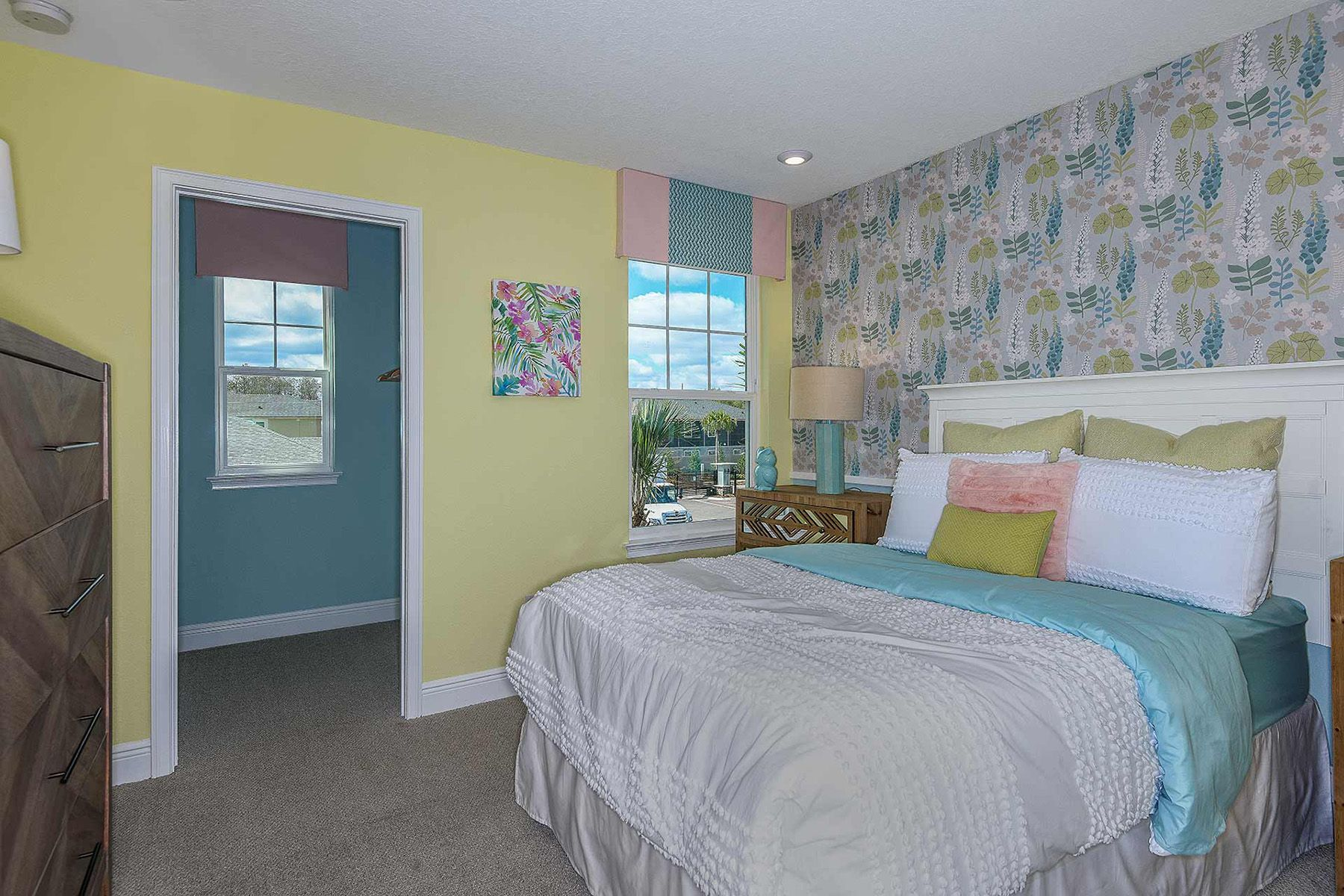 Bedroom featured in the Venice By Mattamy Homes in Tampa-St. Petersburg, FL