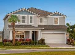 Myrtle - Parkview at Long Lake Ranch: Lutz, Florida - Mattamy Homes