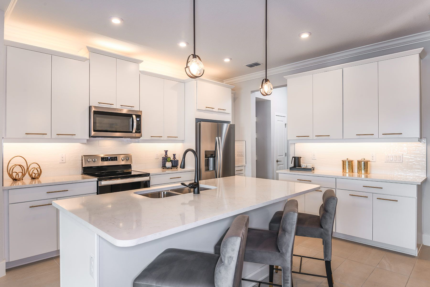 Kitchen featured in the Marianna By Mattamy Homes in Tampa-St. Petersburg, FL
