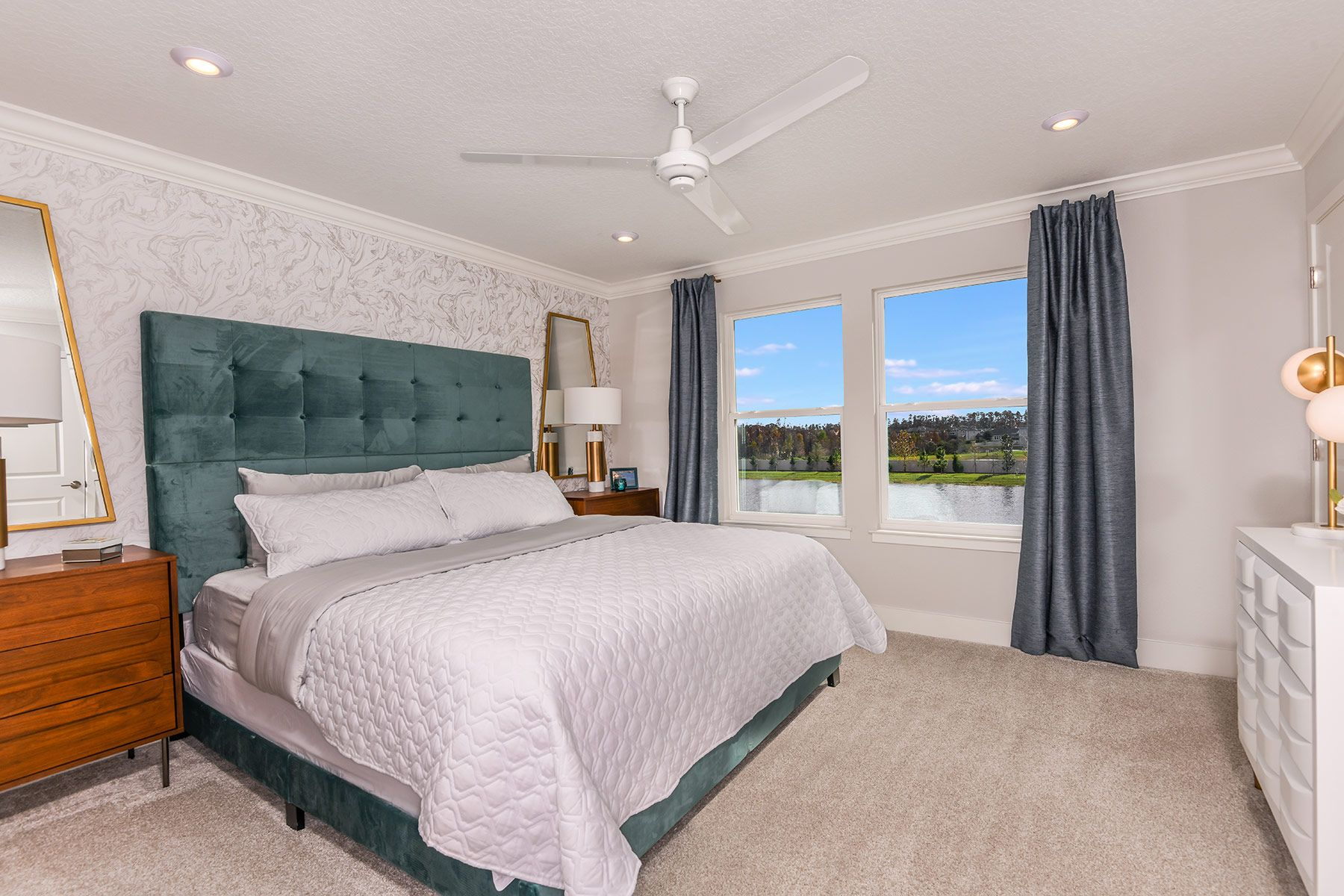 Bedroom featured in the Marianna By Mattamy Homes in Tampa-St. Petersburg, FL