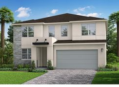 Quinton - Parkview at Long Lake Ranch: Lutz, Florida - Mattamy Homes