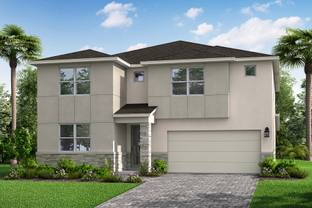 Seville - Parkview at Long Lake Ranch: Lutz, Florida - Mattamy Homes