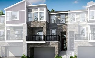 Aria at the Park by Mattamy Homes in Charlotte North Carolina