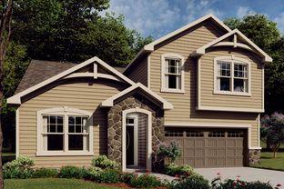 Amelia - Cheyney: Charlotte, North Carolina - Mattamy Homes