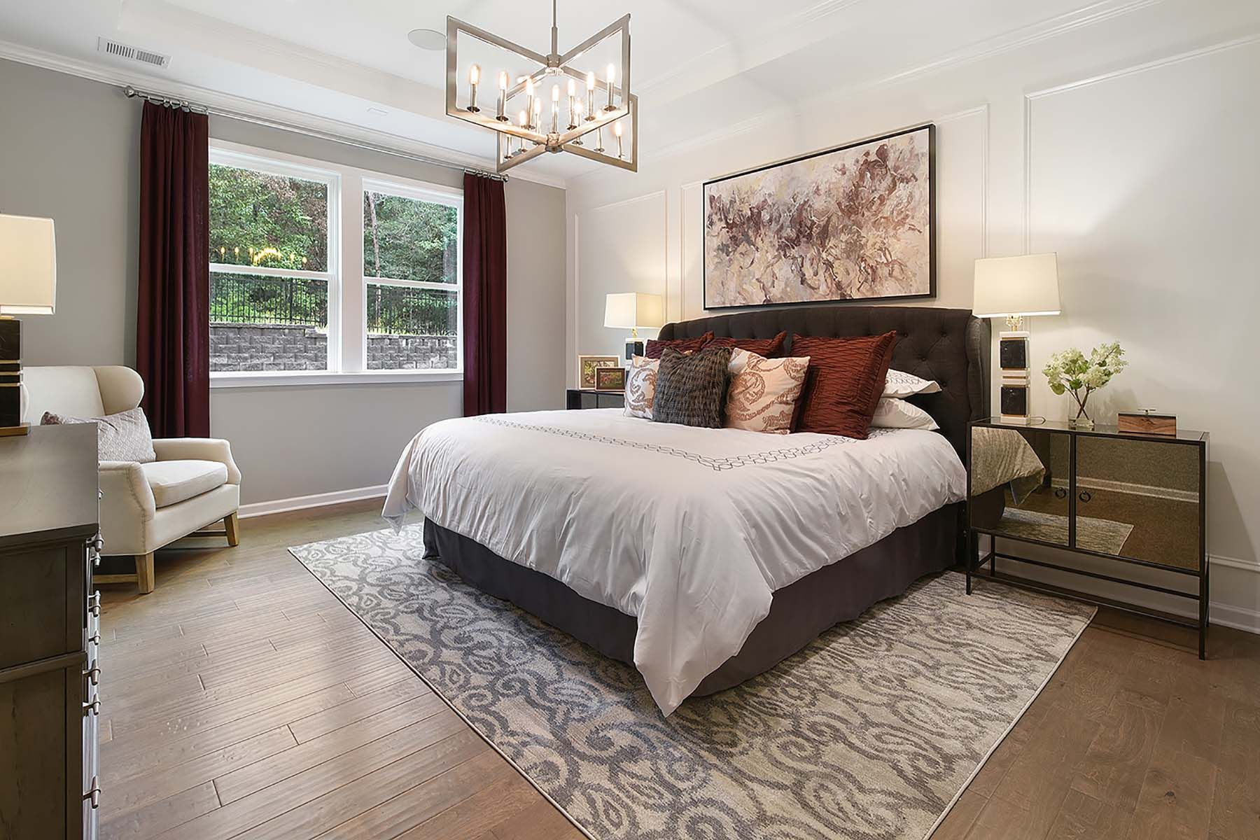 Bedroom featured in the Evelyn By Mattamy Homes in Charlotte, NC