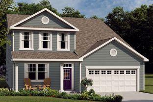 Nolan - Carsen Glen: Charlotte, North Carolina - Mattamy Homes