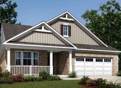 Cole - Sonata at Mint Hill: Mint Hill, North Carolina - Mattamy Homes
