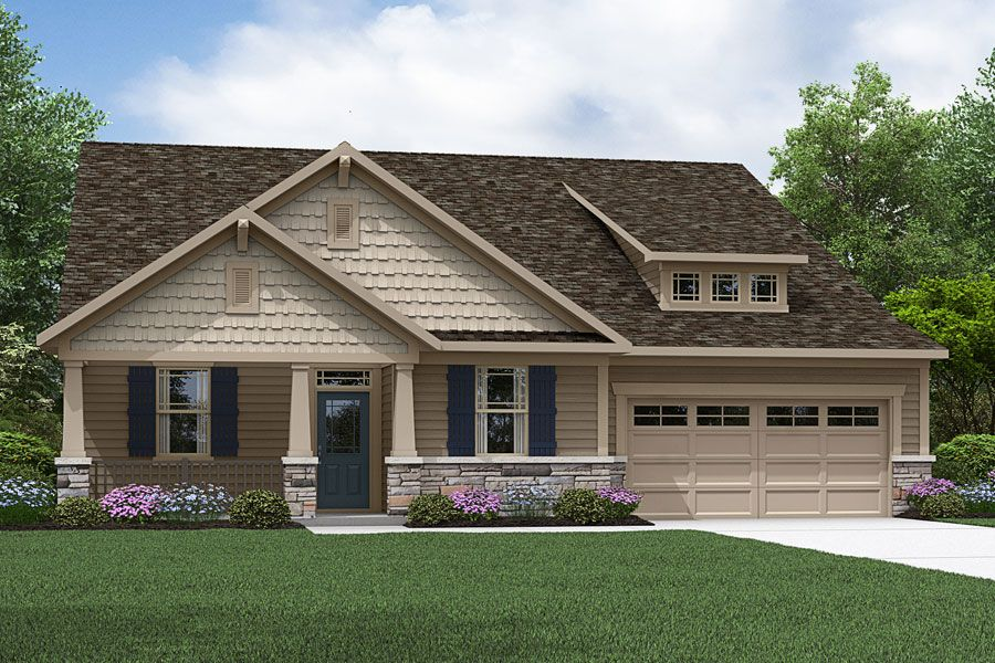 Exterior featured in the Abbott By Mattamy Homes in Raleigh-Durham-Chapel Hill, NC