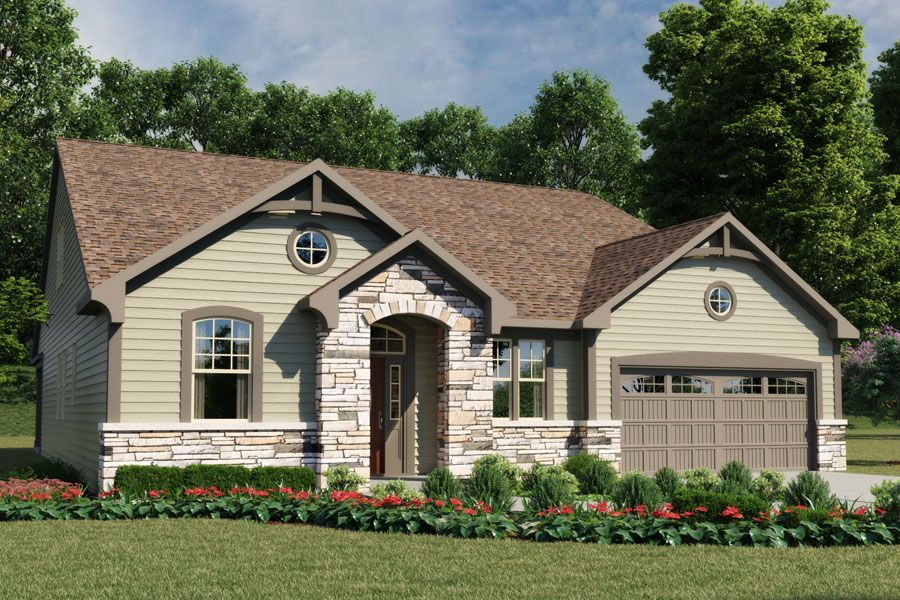 Exterior featured in the Costello By Mattamy Homes in Raleigh-Durham-Chapel Hill, NC