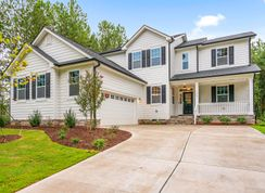Kendrick - Fairview Park: Apex, North Carolina - Mattamy Homes