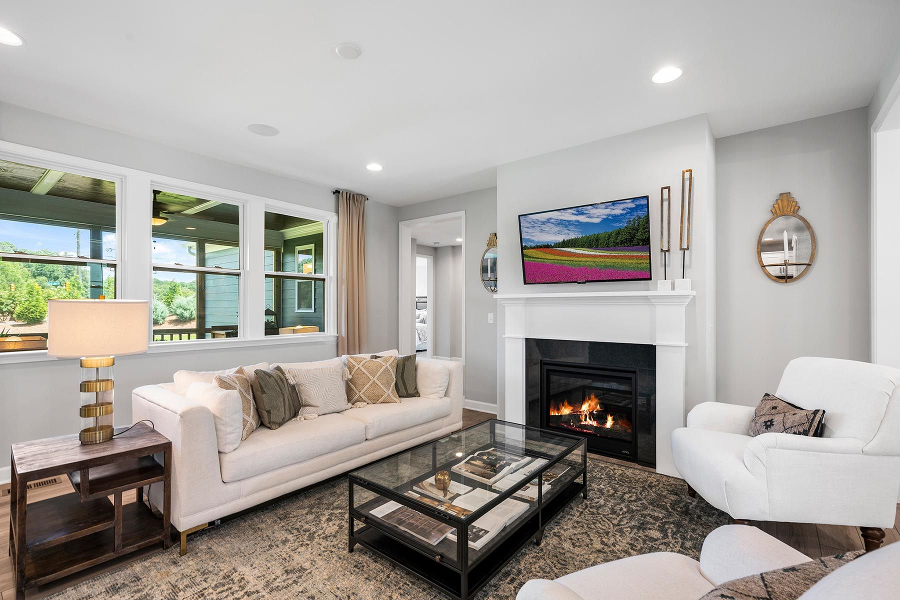 Living Area featured in the Larkin By Mattamy Homes in Raleigh-Durham-Chapel Hill, NC