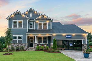 Larkin - Fairview Park: Apex, North Carolina - Mattamy Homes
