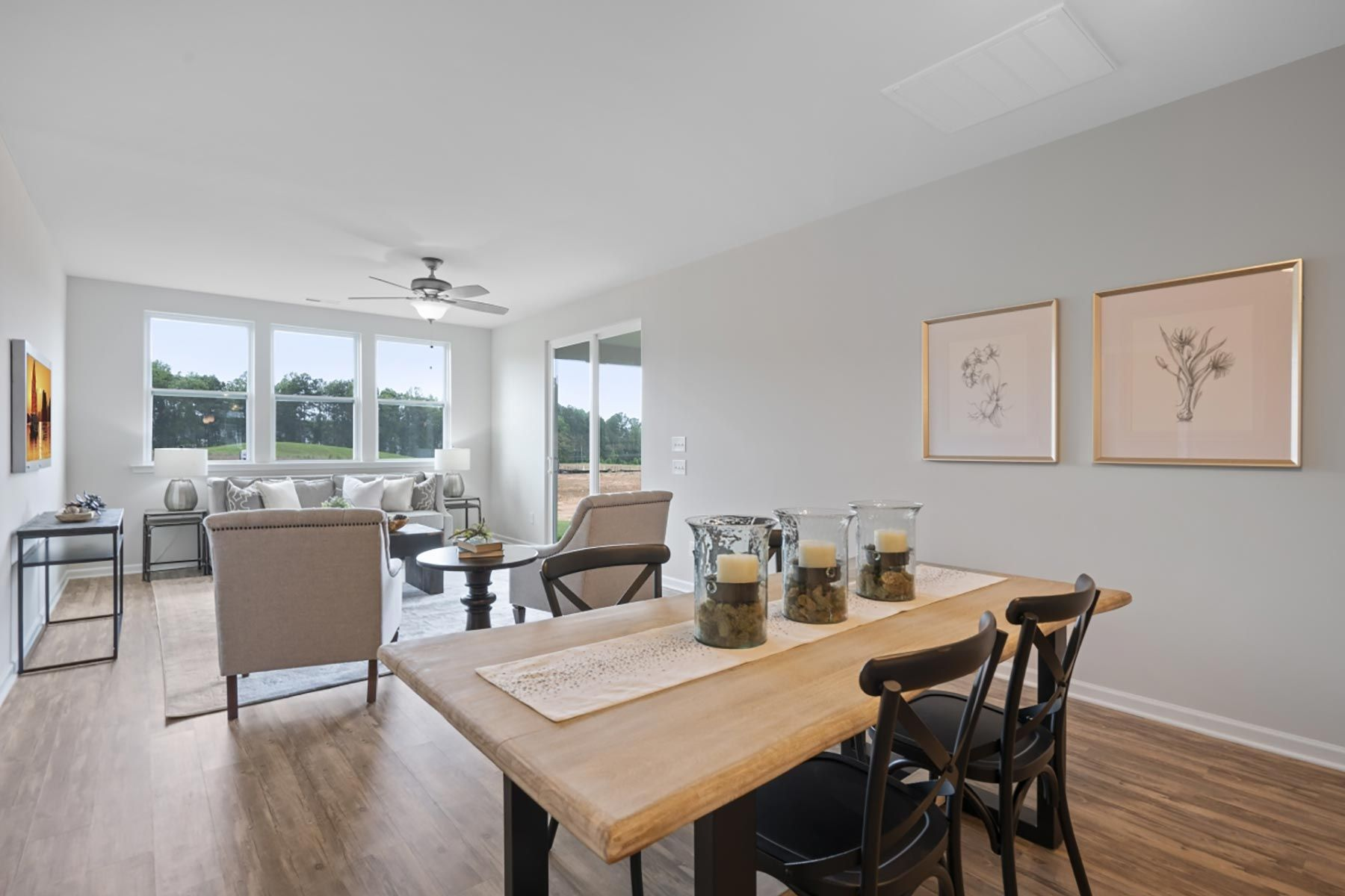Living Area featured in the Evelyn By Mattamy Homes in Raleigh-Durham-Chapel Hill, NC