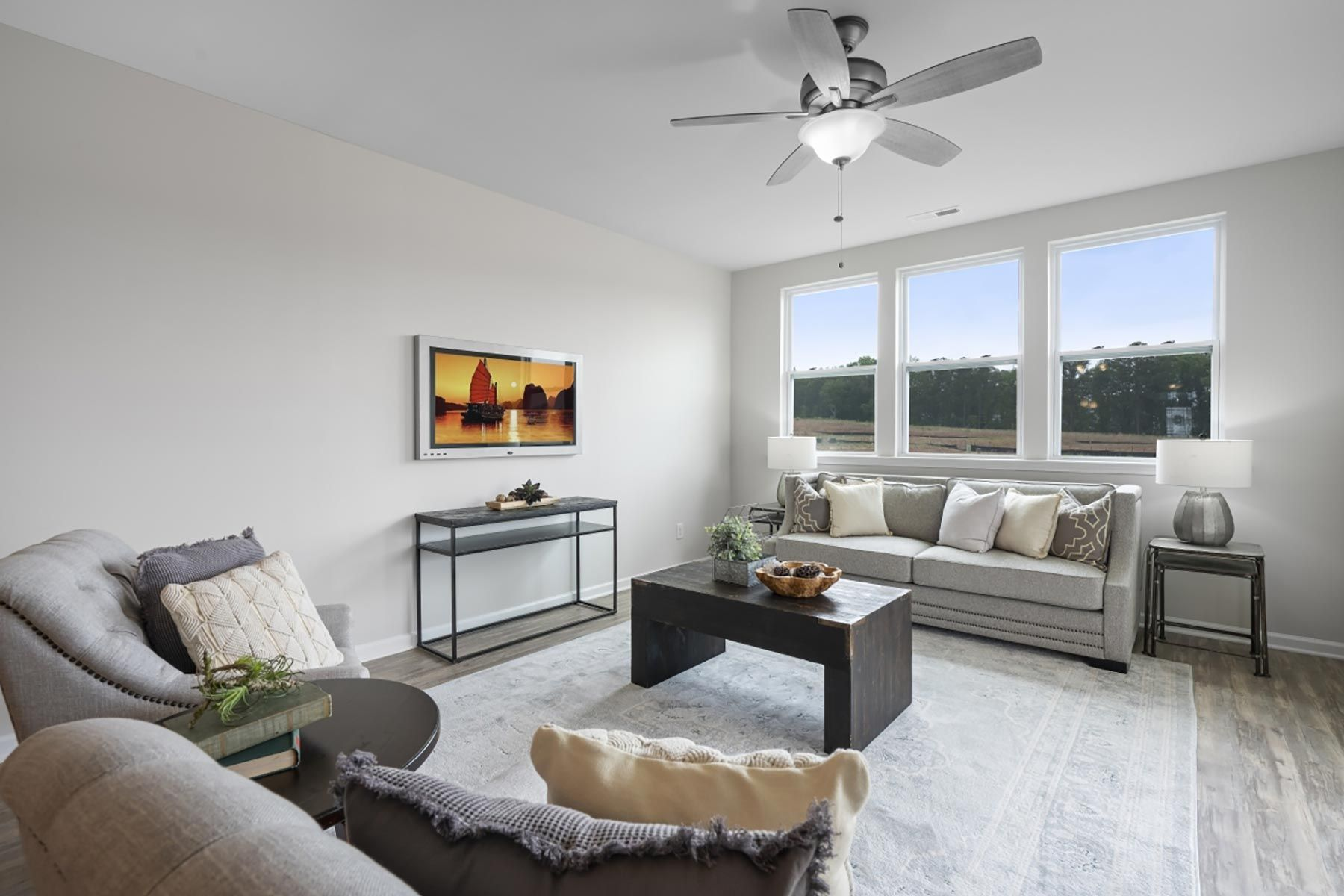 Living Area featured in the Evelyn II By Mattamy Homes in Raleigh-Durham-Chapel Hill, NC