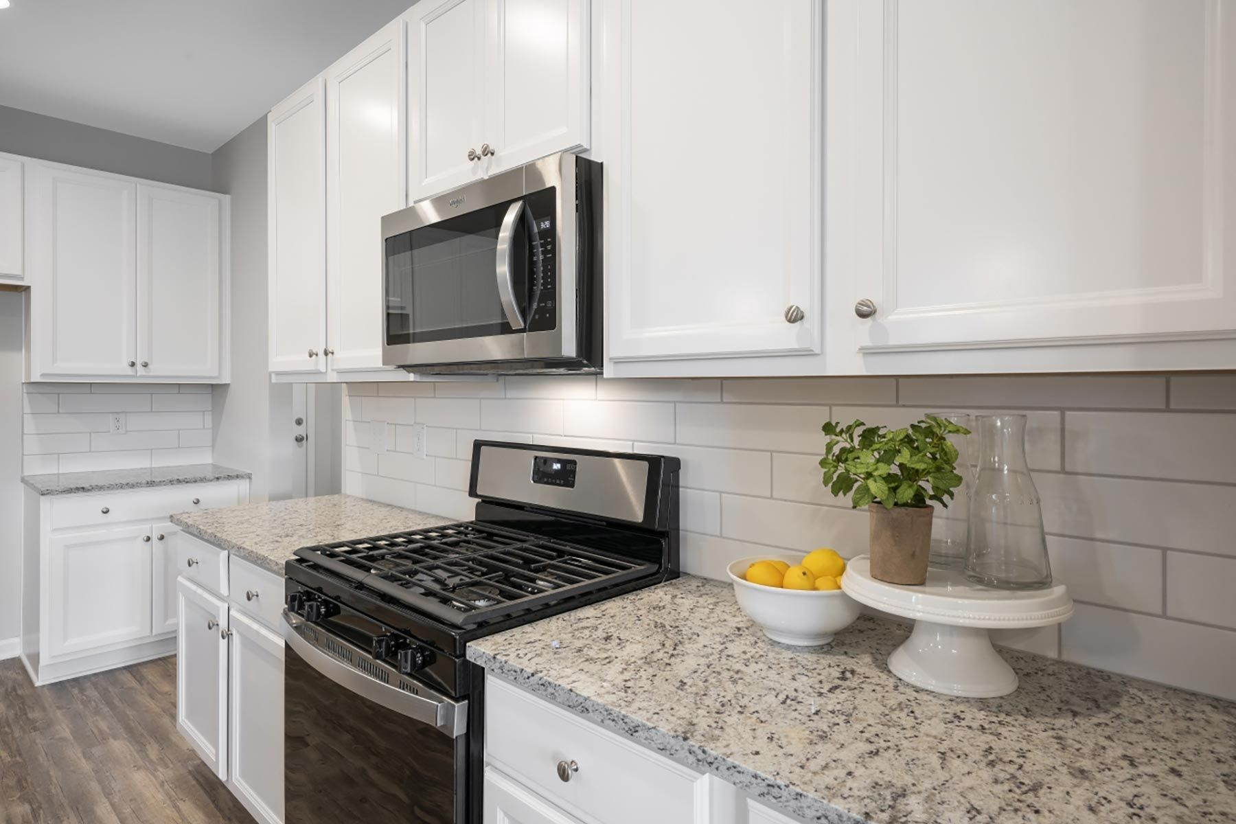 Kitchen featured in the Evelyn II By Mattamy Homes in Raleigh-Durham-Chapel Hill, NC