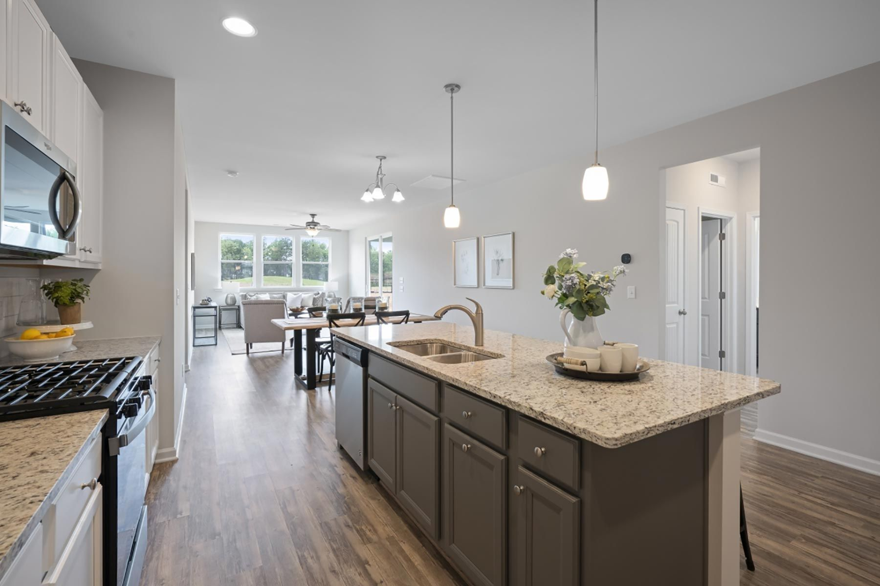 Kitchen featured in the Evelyn By Mattamy Homes in Raleigh-Durham-Chapel Hill, NC