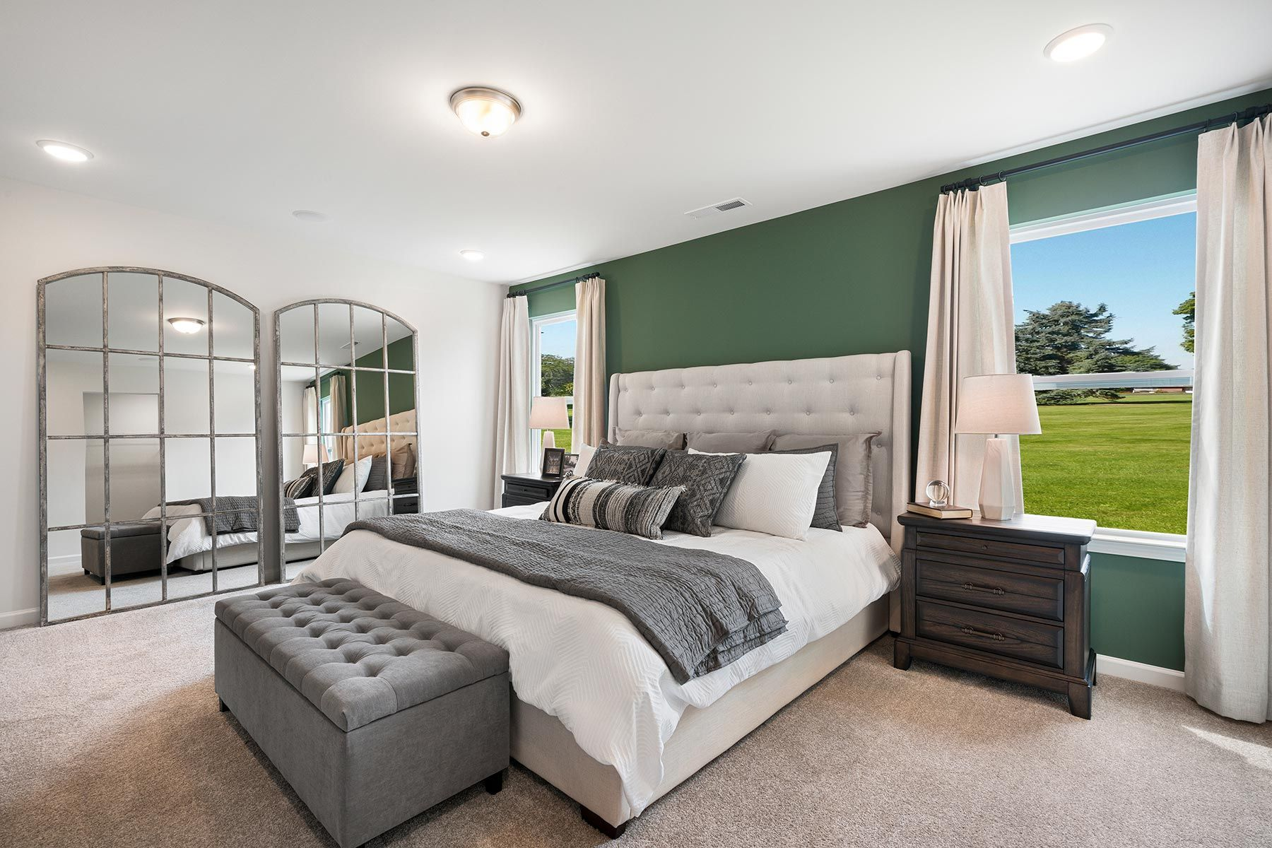 Bedroom featured in the Gaines By Mattamy Homes in Raleigh-Durham-Chapel Hill, NC