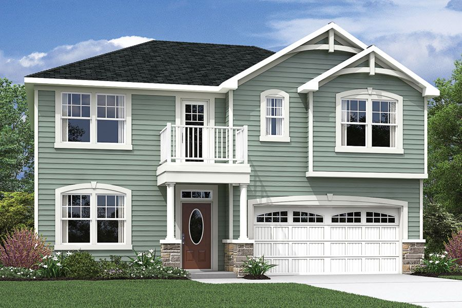 Exterior featured in the Harper By Mattamy Homes in Raleigh-Durham-Chapel Hill, NC