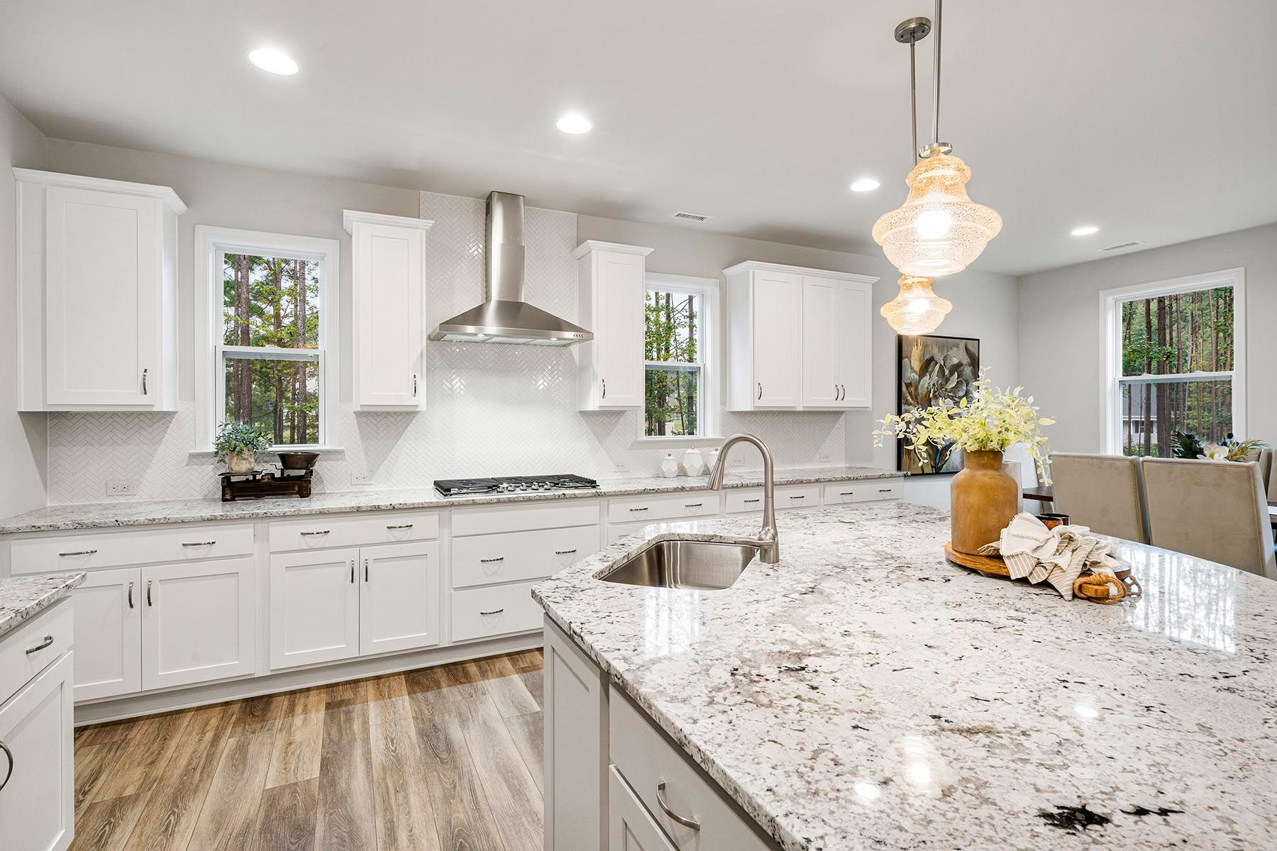 Kitchen featured in the Kendrick By Mattamy Homes in Raleigh-Durham-Chapel Hill, NC