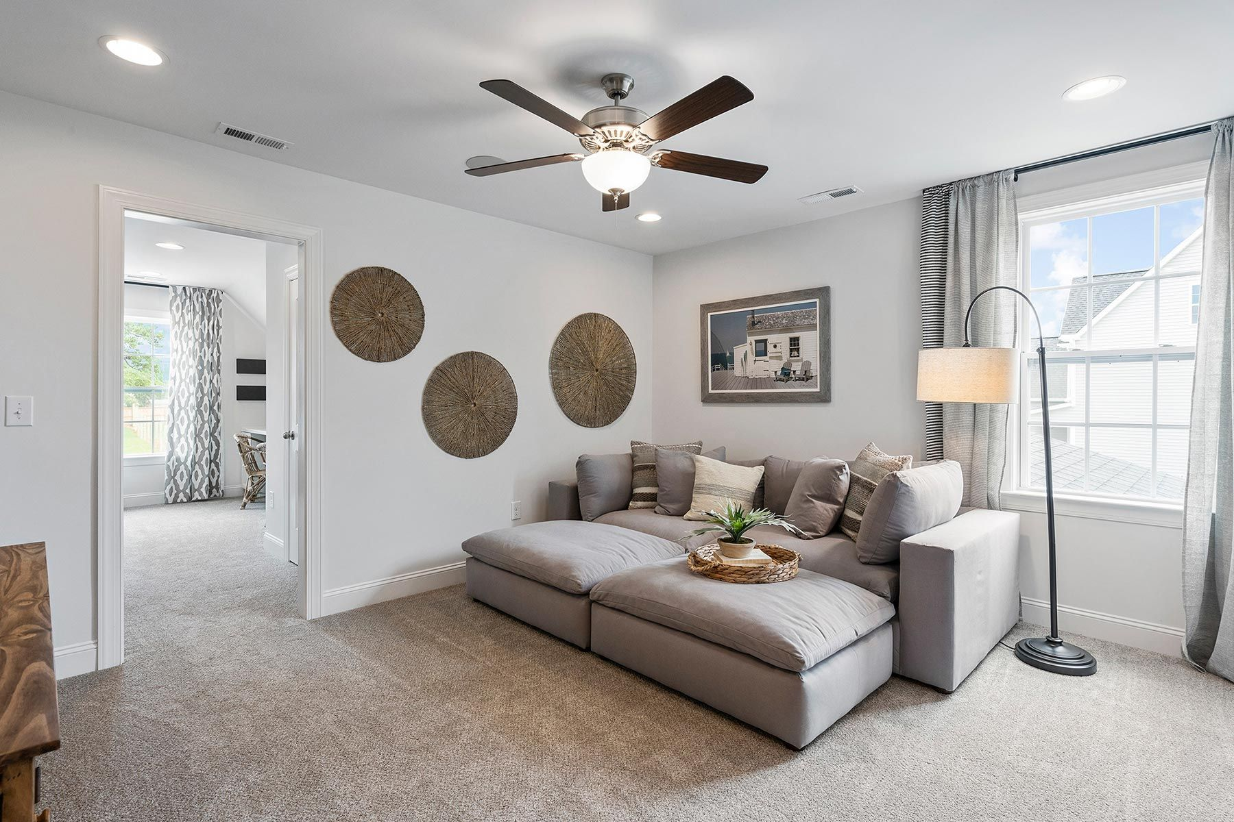 Living Area featured in the Carteret By Mattamy Homes in Raleigh-Durham-Chapel Hill, NC