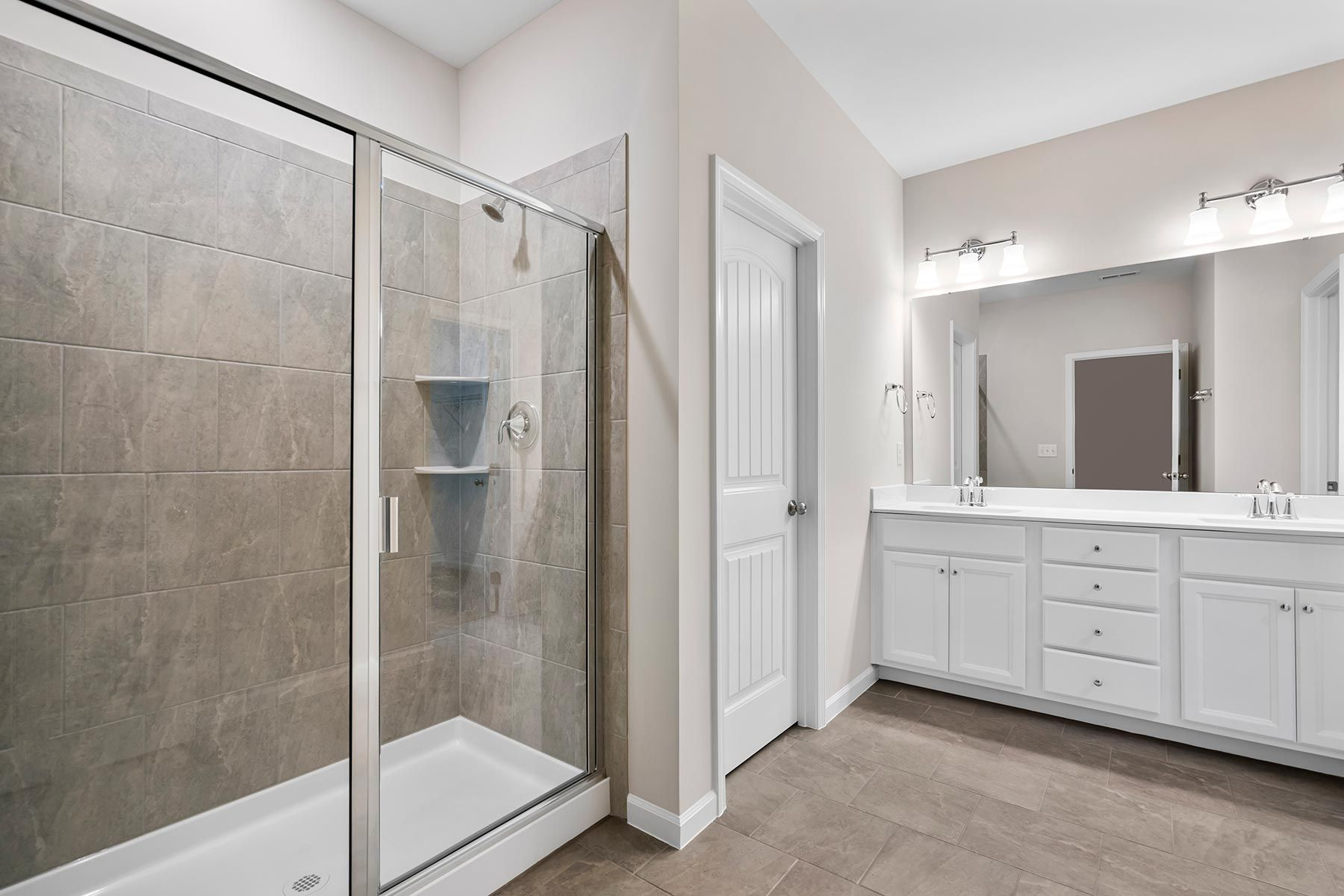 Bathroom featured in the Laramore By Mattamy Homes in Raleigh-Durham-Chapel Hill, NC