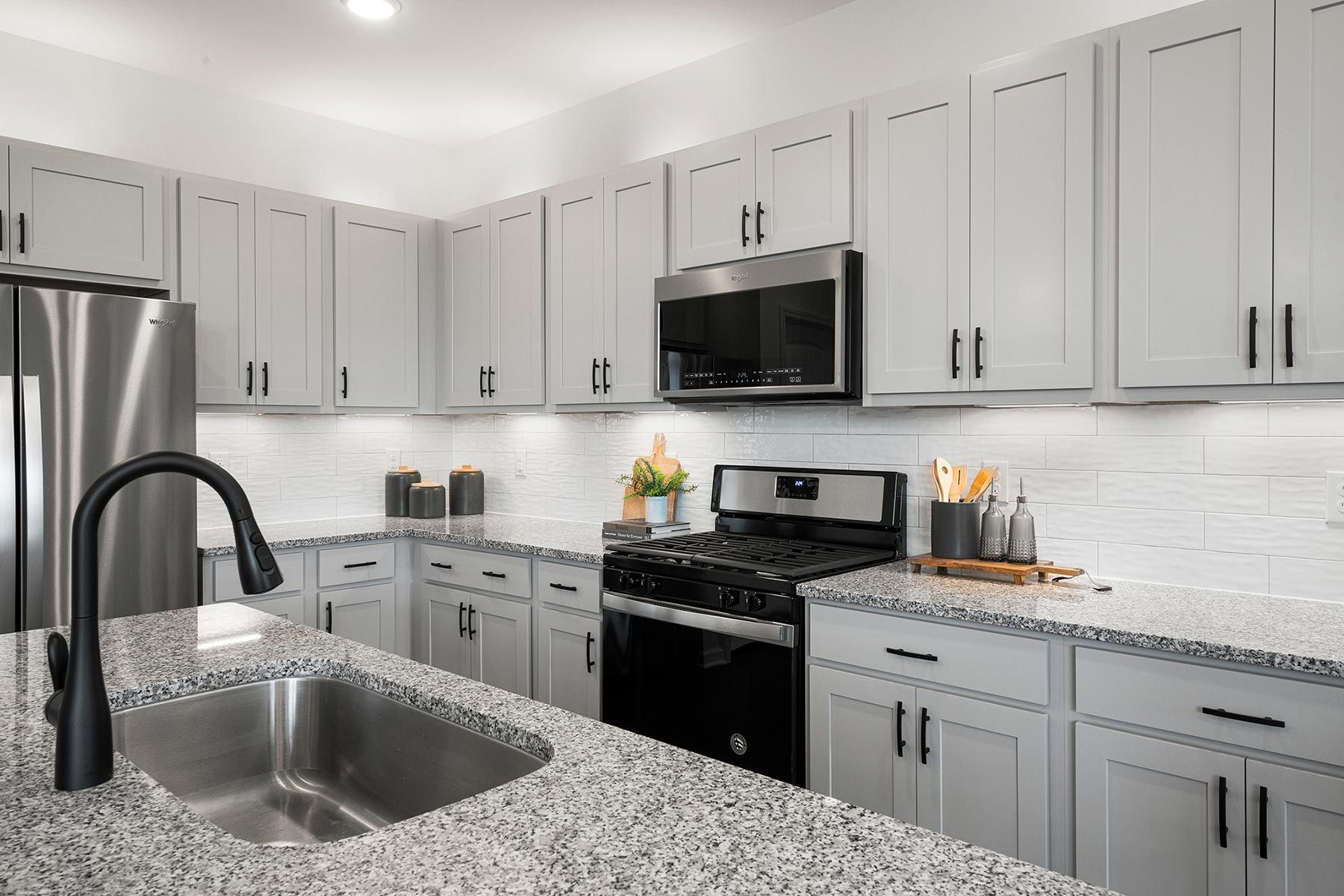 Kitchen featured in the Gaines By Mattamy Homes in Raleigh-Durham-Chapel Hill, NC