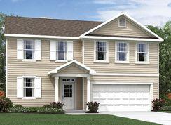 Harper - Oak Park: Garner, North Carolina - Mattamy Homes