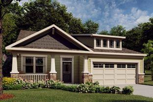 Harrison - Briar Gate: Holly Springs, North Carolina - Mattamy Homes