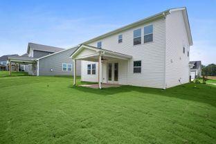Logan - Briar Gate: Holly Springs, North Carolina - Mattamy Homes