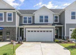 Claymore - Minglewood Townhomes: Garner, North Carolina - Mattamy Homes