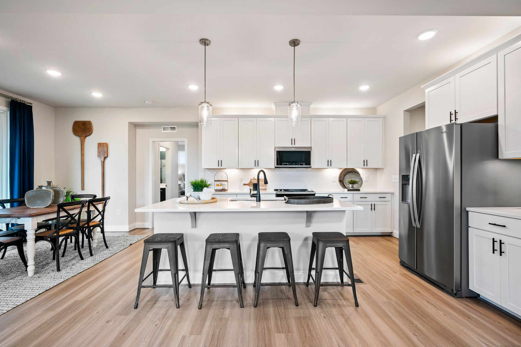 'Oak Park' by Mattamy Homes - Raleigh in Raleigh-Durham-Chapel Hill