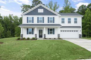 Cameron - Oak Park: Garner, North Carolina - Mattamy Homes