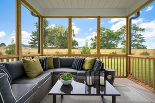 Gaines - Oak Park: Garner, North Carolina - Mattamy Homes