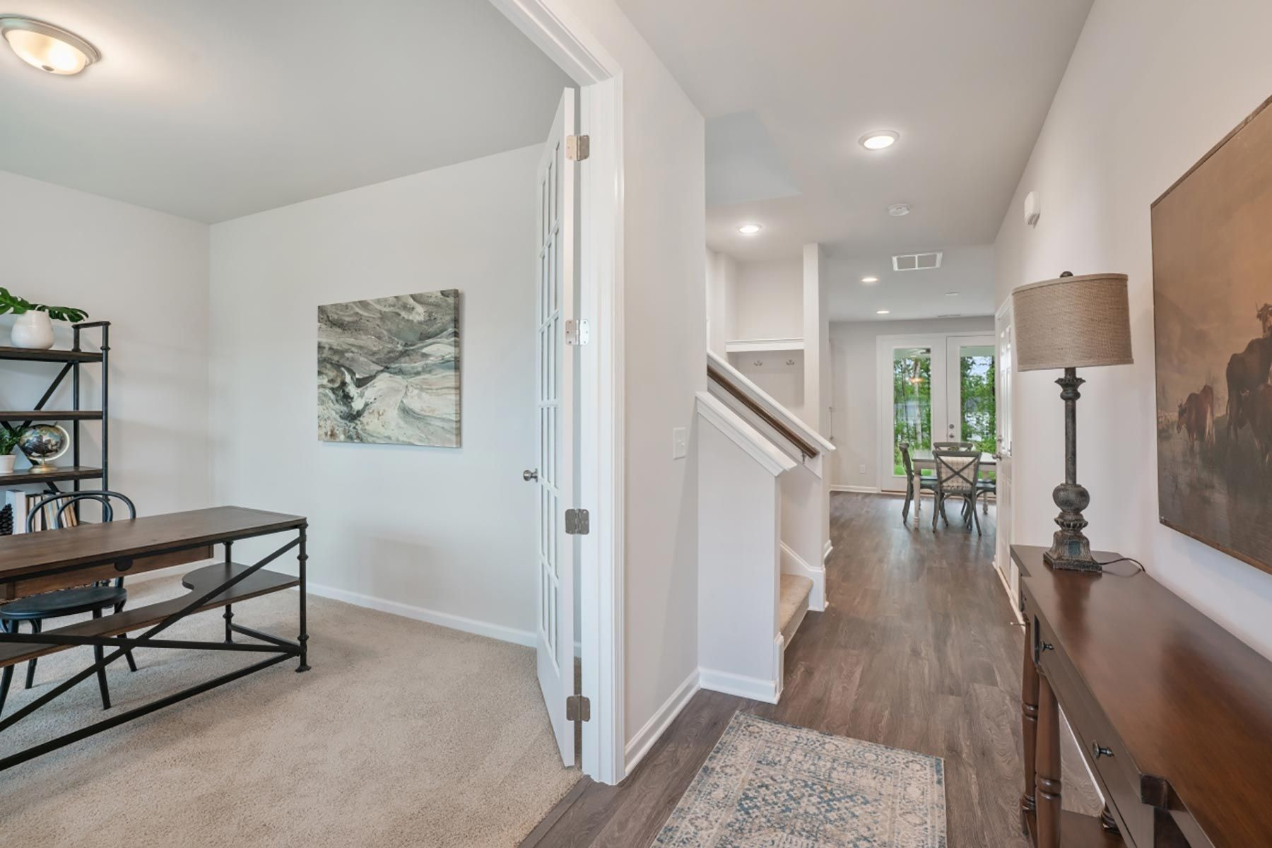 Living Area featured in the Logan By Mattamy Homes in Raleigh-Durham-Chapel Hill, NC