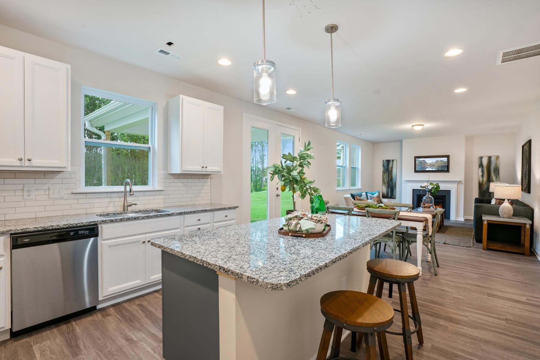 Kitchen featured in the Logan By Mattamy Homes in Raleigh-Durham-Chapel Hill, NC