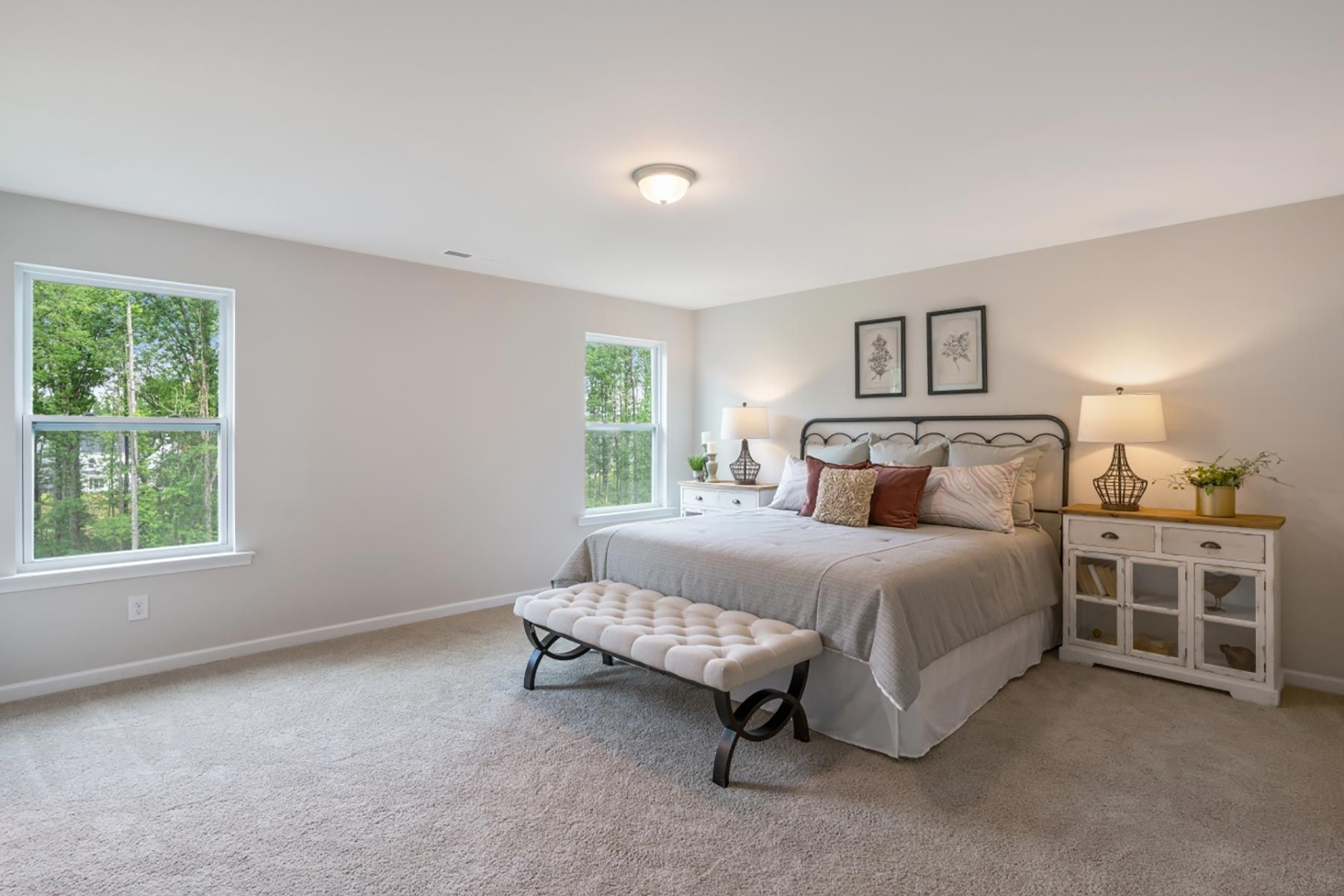 Bedroom featured in the Logan By Mattamy Homes in Raleigh-Durham-Chapel Hill, NC