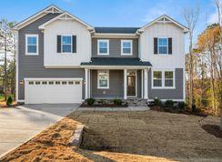 Marshall - Oak Park: Garner, North Carolina - Mattamy Homes