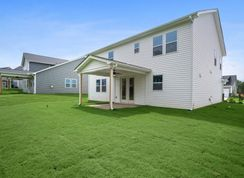 Logan - Wendell Falls: Wendell, North Carolina - Mattamy Homes