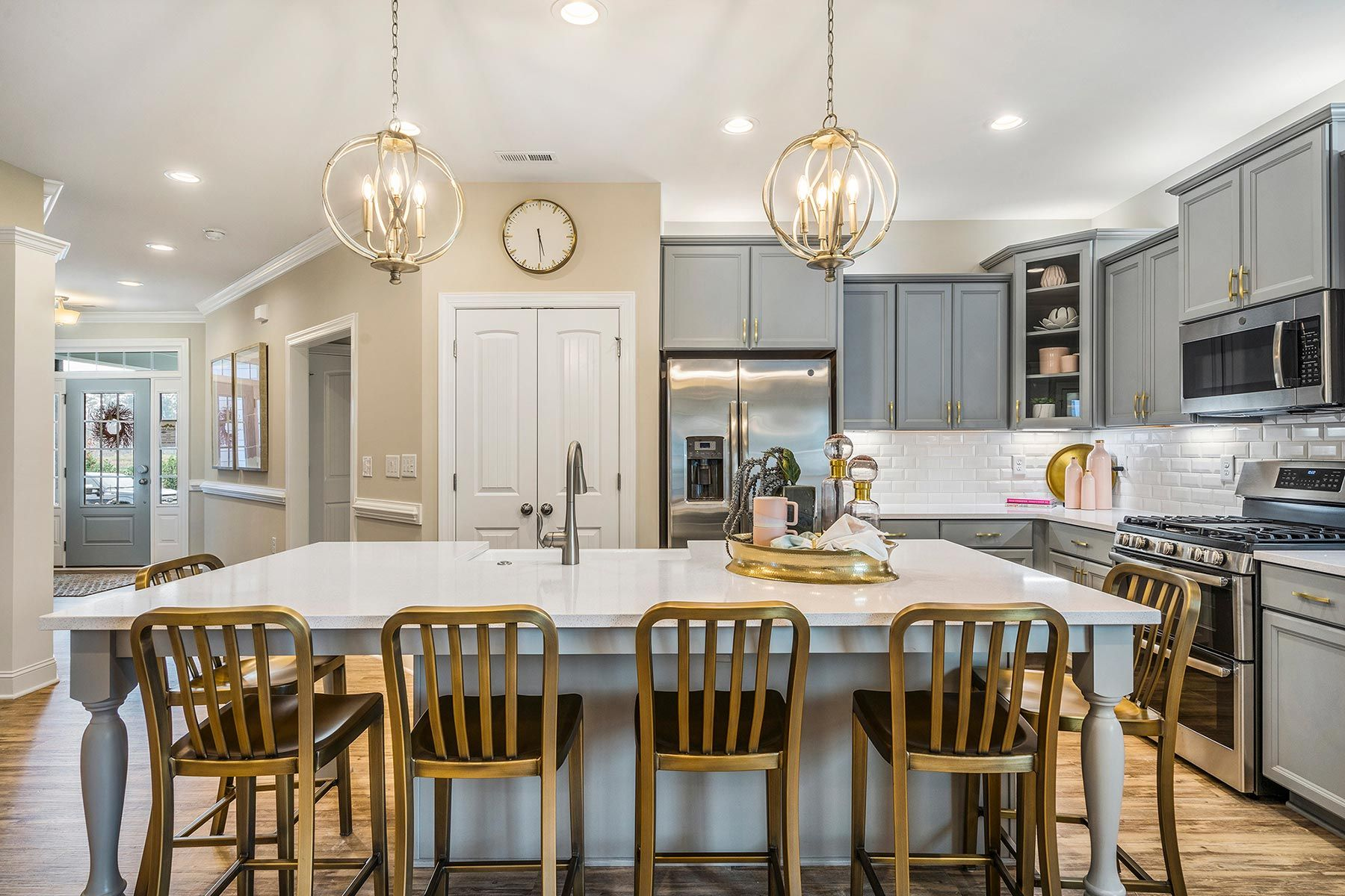Kitchen featured in the Stewart By Mattamy Homes in Raleigh-Durham-Chapel Hill, NC