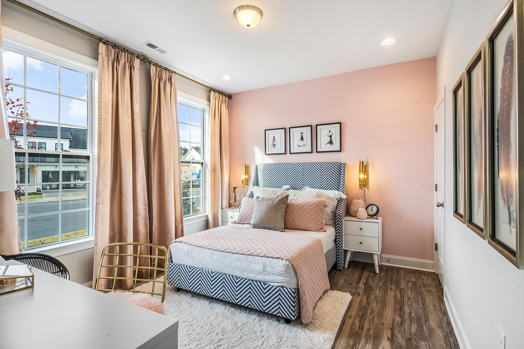 Bedroom featured in the Stewart By Mattamy Homes in Raleigh-Durham-Chapel Hill, NC