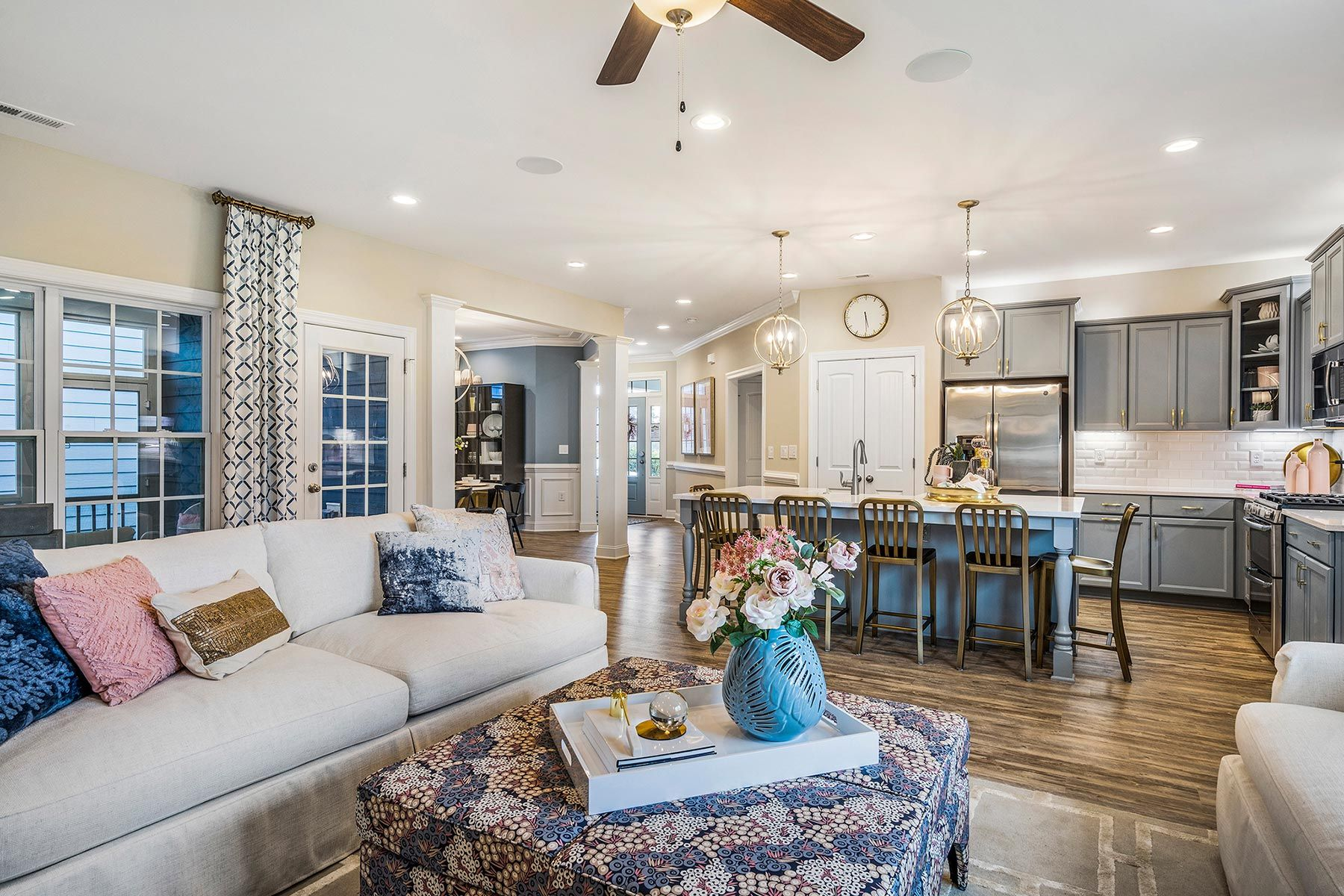 Living Area featured in the Stewart By Mattamy Homes in Raleigh-Durham-Chapel Hill, NC