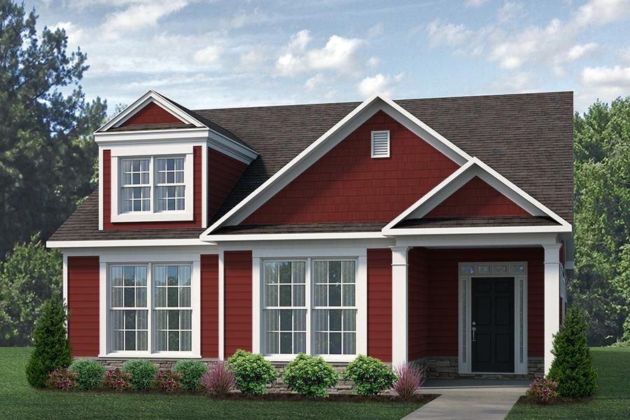 Exterior featured in the Stewart By Mattamy Homes in Raleigh-Durham-Chapel Hill, NC