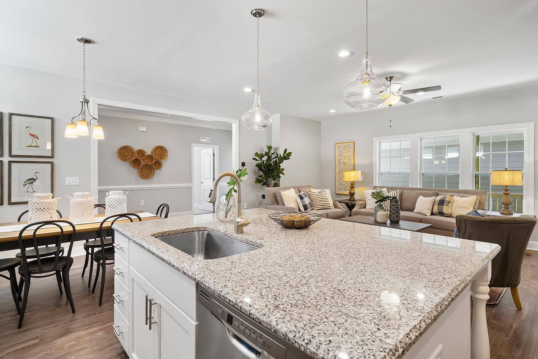 Living Area featured in the Tucker By Mattamy Homes in Raleigh-Durham-Chapel Hill, NC