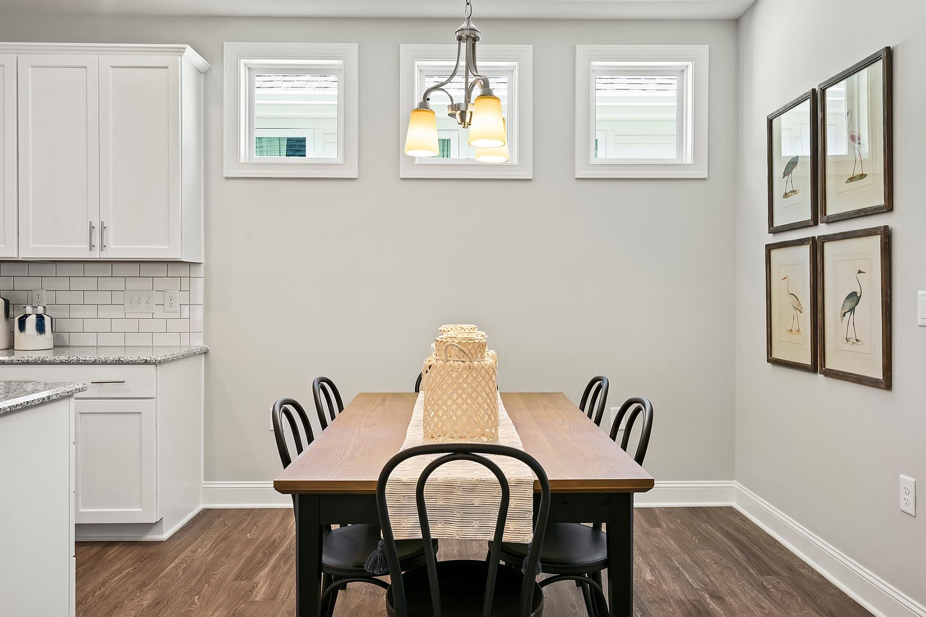 Kitchen featured in the Tucker By Mattamy Homes in Raleigh-Durham-Chapel Hill, NC
