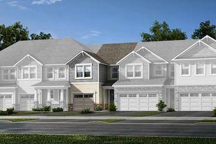Brooke - Porter's Row: Charlotte, North Carolina - Mattamy Homes