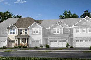 Frasier - Porter's Row: Charlotte, North Carolina - Mattamy Homes