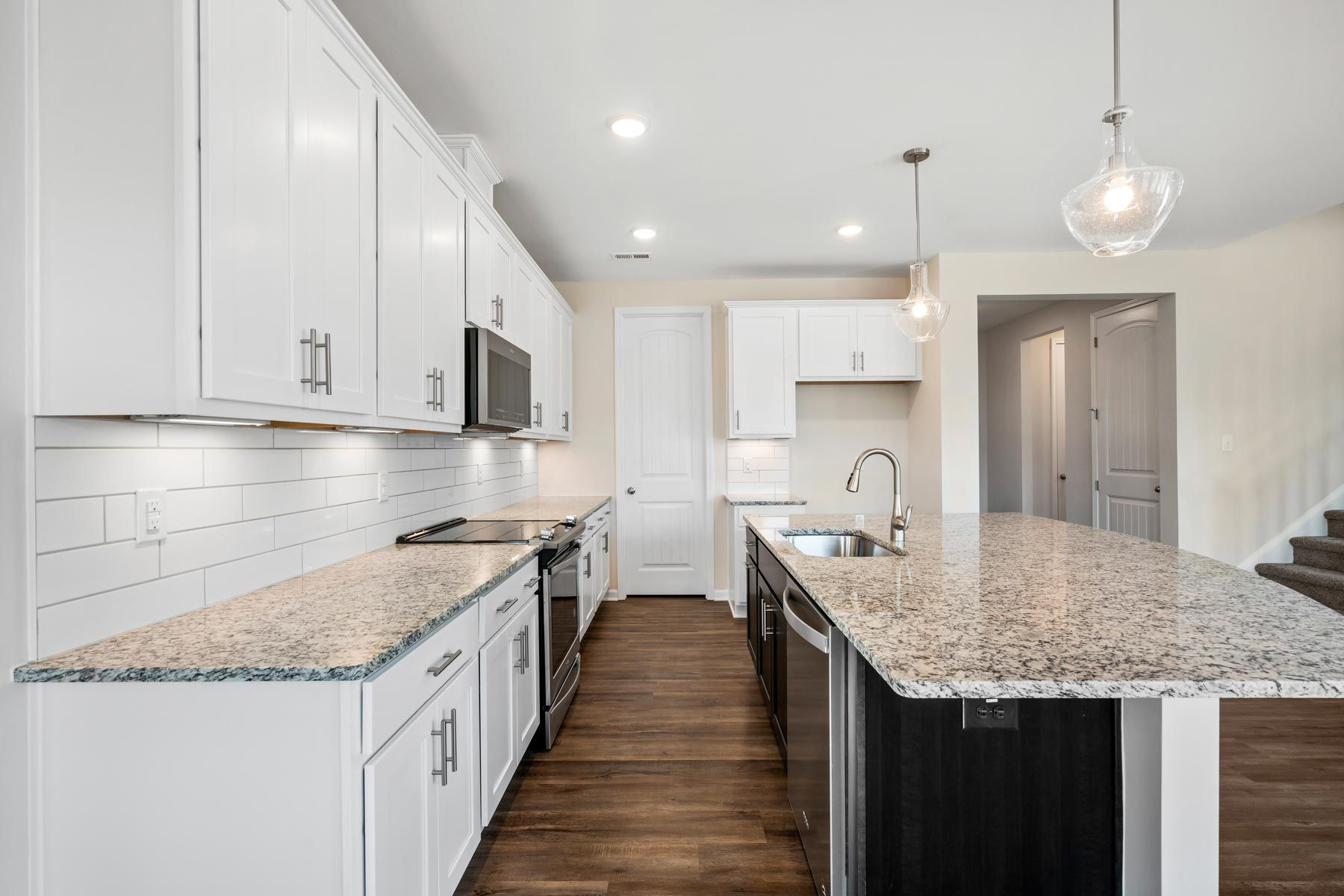 Kitchen featured in the Quinton By Mattamy Homes in Raleigh-Durham-Chapel Hill, NC