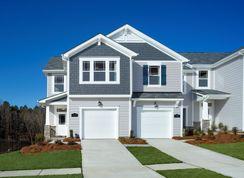 Amira End - Magnolia Walk - Towns: Huntersville, North Carolina - Mattamy Homes