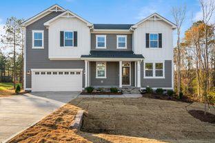 Marshall - Portofino: Clayton, North Carolina - Mattamy Homes